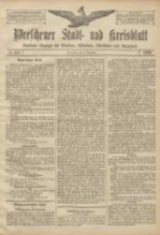 Wreschener Stadt und Kreisblatt: amtlicher Anzeiger für Wreschen, Miloslaw, Strzalkowo und Umgegend 1906.11.08 Nr131