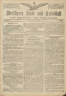 Wreschener Stadt und Kreisblatt: amtlicher Anzeiger für Wreschen, Miloslaw, Strzalkowo und Umgegend 1906.12.11 Nr145