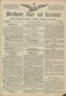 Wreschener Stadt und Kreisblatt: amtlicher Anzeiger für Wreschen, Miloslaw, Strzalkowo und Umgegend 1906.12.13 Nr146