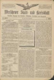 Wreschener Stadt und Kreisblatt: amtlicher Anzeiger für Wreschen, Miloslaw, Strzalkowo und Umgegend 1906.12.22 Nr150