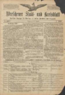 Wreschener Stadt und Kreisblatt: amtlicher Anzeiger für Wreschen, Miloslaw, Strzalkowo und Umgegend 1906.12.29 Nr152