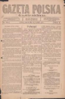 Gazeta Polska dla Powiatów Nadwiślańskich 1920.04.22 R.1 Nr23