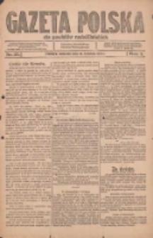 Gazeta Polska dla Powiatów Nadwiślańskich 1920.04.29 R.1 Nr27
