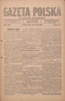 Gazeta Polska dla Powiatów Nadwiślańskich 1920.05.29 R.1 Nr50