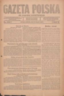 Gazeta Polska dla Powiatów Nadwiślańskich 1920.08.08 R.1 Nr110