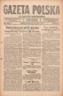 Gazeta Polska dla Powiatów Nadwiślańskich 1920.08.19 R.1 Nr119