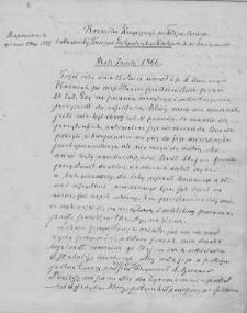 Kronika Kongregacji św. Filipa Neriusza od roku 1866