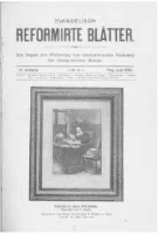 Evangelisch Reformirte Blätter. 1896 Jg.6 nr4