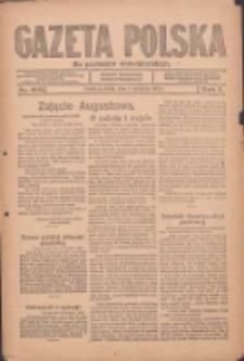 Gazeta Polska dla Powiatów Nadwiślańskich 1920.09.01 R.1 Nr129