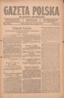 Gazeta Polska dla Powiatów Nadwiślańskich 1920.09.18 R.1 Nr144
