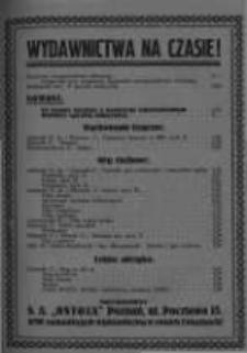 Kierownik Stowarzyszeń Młodzieży. 1929 R.8 nr7