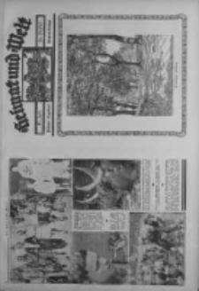 Heimat und Welt: Heimatpost: Beilage 1937.07.17 Nr29