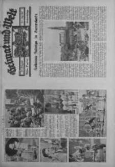 Heimat und Welt: Heimatpost: Beilage 1937.08.21 Nr34