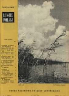 Łowiec Polski 1958 Nr14