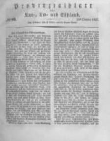 Provinzialblatt für Kur-, Liv- und Esthland. 1837.10.28 No43