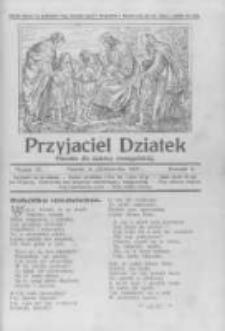 Przyjaciel Dziatek: pisemko dla dziatwy ewangelickiej. 1927 R.4 nr10