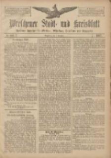 Wreschener Stadt und Kreisblatt: amtlicher Anzeiger für Wreschen, Miloslaw, Strzalkowo und Umgegend 1907.12.07 Nr146