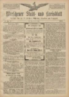 Wreschener Stadt und Kreisblatt: amtlicher Anzeiger für Wreschen, Miloslaw, Strzalkowo und Umgegend 1908.03.21 Nr35