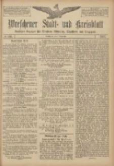 Wreschener Stadt und Kreisblatt: amtlicher Anzeiger für Wreschen, Miloslaw, Strzalkowo und Umgegend 1907.09.05 Nr106
