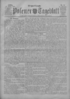 Posener Tageblatt 1906.01.26 Jg.45 Nr42