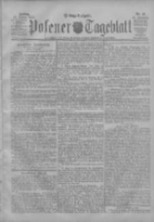 Posener Tageblatt 1906.01.26 Jg.45 Nr43