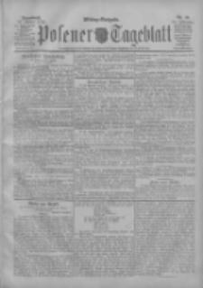 Posener Tageblatt 1906.01.27 Jg.45 Nr45