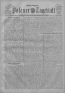 Posener Tageblatt 1906.01.28 Jg.45 Nr46