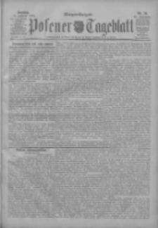 Posener Tageblatt 1906.02.11 Jg.45 Nr70