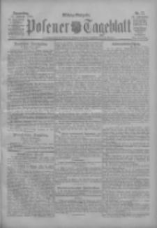 Posener Tageblatt 1906.02.15 Jg.45 Nr77