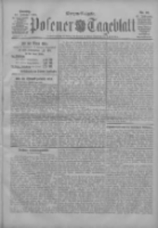 Posener Tageblatt 1906.02.18 Jg.45 Nr82