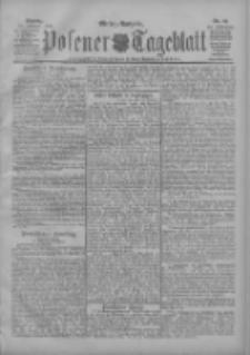 Posener Tageblatt 1906.02.19 Jg.45 Nr83