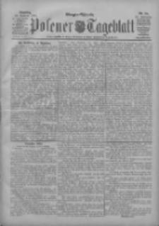 Posener Tageblatt 1906.02.20 Jg.45 Nr84