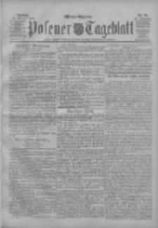 Posener Tageblatt 1906.02.20 Jg.45 Nr85