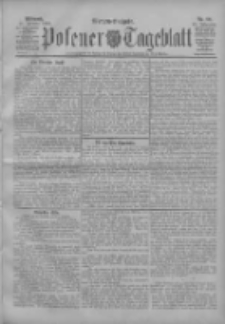 Posener Tageblatt 1906.02.21 Jg.45 Nr86