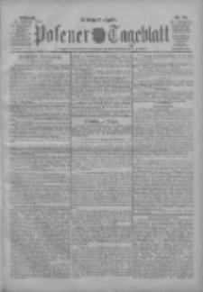 Posener Tageblatt 1906.02.21 Jg.45 Nr87