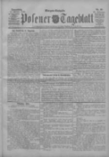 Posener Tageblatt 1906.02.22 Jg.45 Nr88