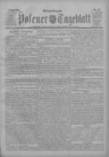 Posener Tageblatt 1906.02.22 Jg.45 Nr89