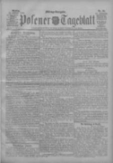 Posener Tageblatt 1906.02.26 Jg.45 Nr95