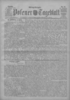 Posener Tageblatt 1906.02.27 Jg.45 Nr97