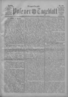 Posener Tageblatt 1906.03.04 Jg.45 Nr106