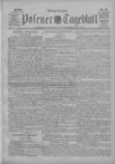 Posener Tageblatt 1906.03.09 Jg.45 Nr115