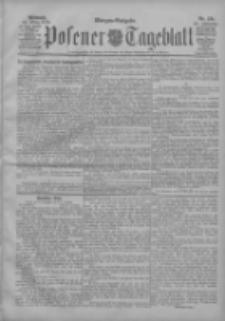 Posener Tageblatt 1906.03.21 Jg.45 Nr134