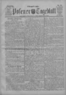 Posener Tageblatt 1906.03.22 Jg.45 Nr137