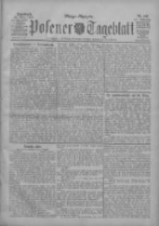 Posener Tageblatt 1906.03.24 Jg.45 Nr140