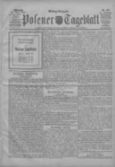Posener Tageblatt 1906.03.28 Jg.45 Nr147