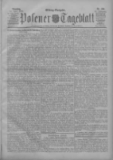 Posener Tageblatt 1906.04.10 Jg.45 Nr169