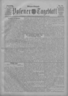 Posener Tageblatt 1906.04.12 Jg.45 Nr172