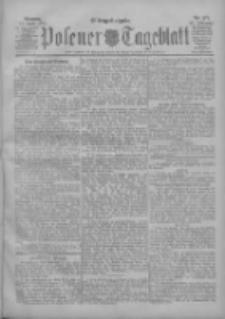 Posener Tageblatt 1906.04.17 Jg.45 Nr177