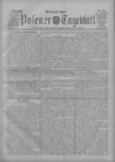Posener Tageblatt 1906.04.21 Jg.45 Nr184