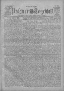 Posener Tageblatt 1906.04.21 Jg.45 Nr185